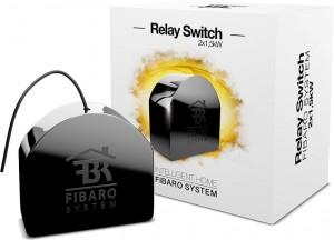 FIBARO Relay Switch 2x1,5kW - Włącznik