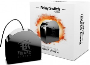 FIBARO Relay Switch 1x2,5 kW - Włącznik